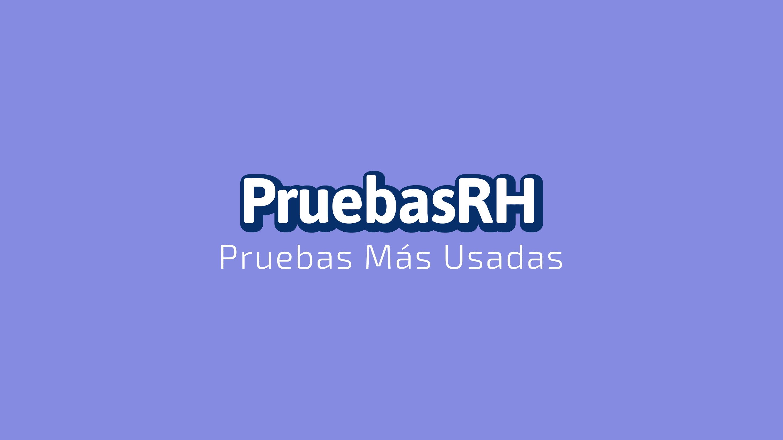 PruebasRH