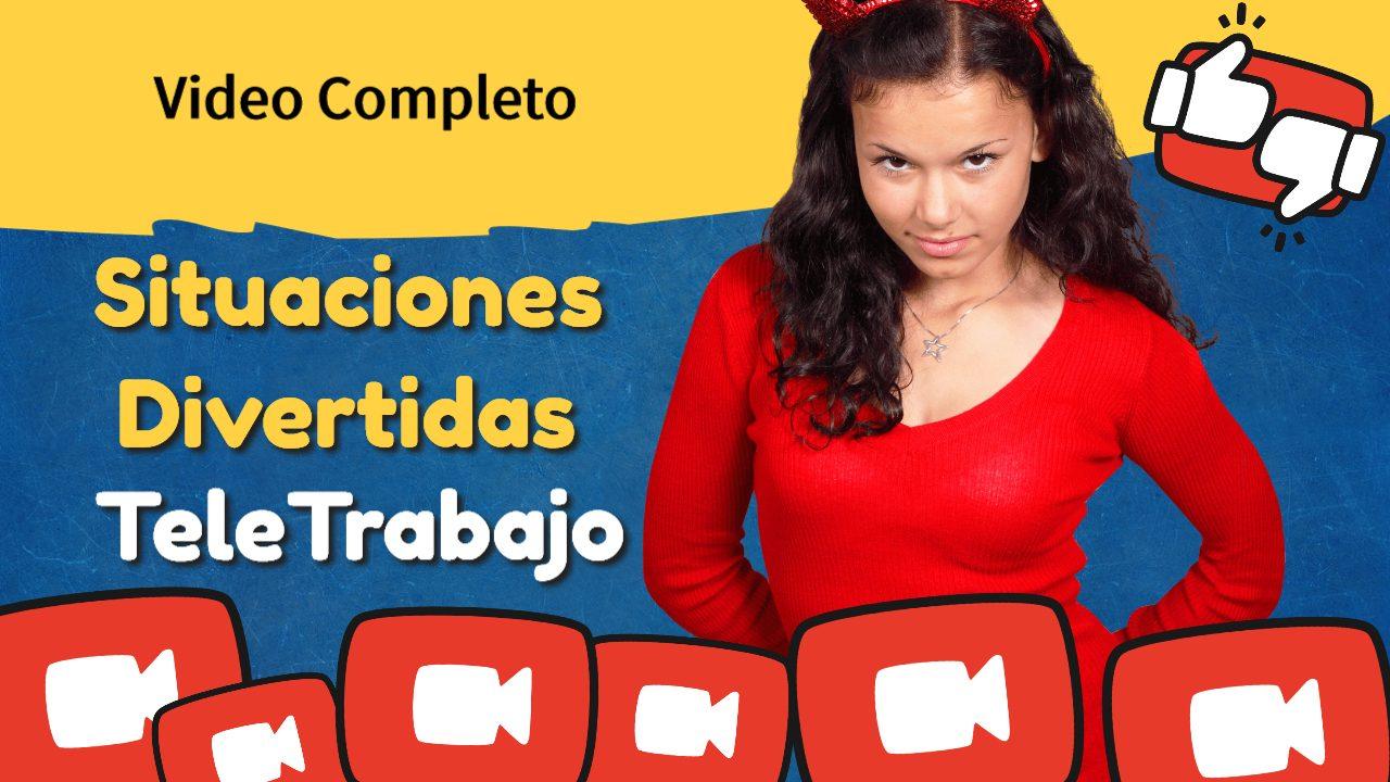 Situaciones Teletrabajo